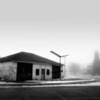 Abandoned gas station in Central Indiana.