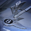 Bentley Hood Ornament
