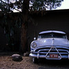 1952 Hudson in Tubac, Arizona.