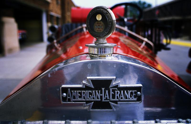 American LaFrance Fire Engine